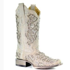 Sparkley Corral cowboy boots